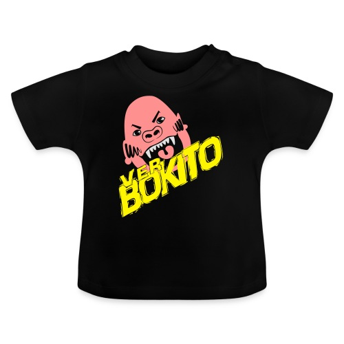 Verbokito donker - Baby T-shirt