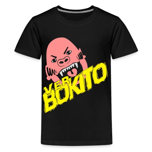 Verbokito donker - Teenager Premium T-shirt
