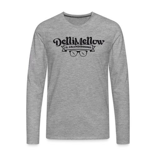 GrandiSSSimo tshirt - Maglietta Premium a manica lunga da uomo