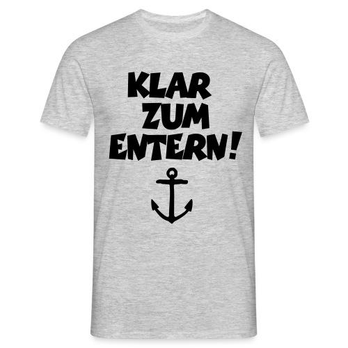 Freizeitshirt Anchor - Männer T-Shirt