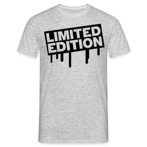 Freizeitshirt Limited Edition - Männer T-Shirt