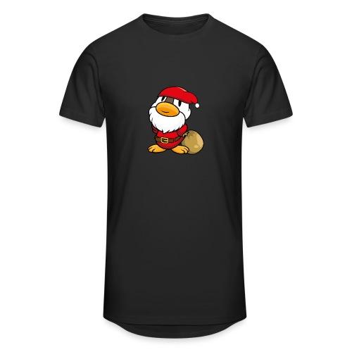 Ente Weihnachtsmann Gans Pullover - Männer Urban Longshirt