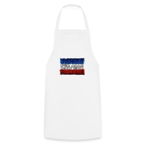 Girlie Shirt Schorle für alle - Kochschürze