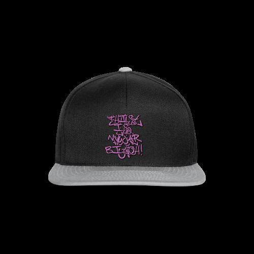 Mywar Bitch Frauen - Snapback Cap