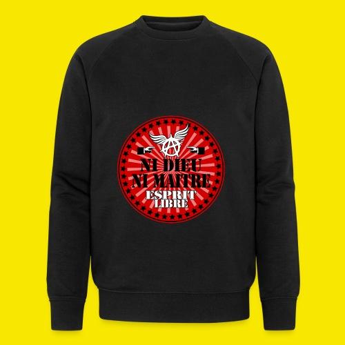 SWEATSHIRT NI DIEU NI MAITRE - Sweat-shirt bio Stanley & Stella Homme