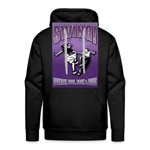 Swing! - Men's Premium Hoodie