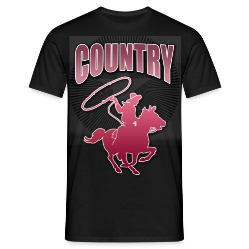 Country - Men's T-Shirt