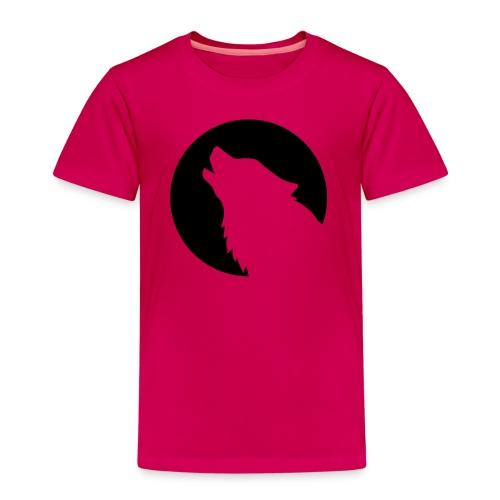 kids hoodie wildwolf109 - Kids' Premium T-Shirt