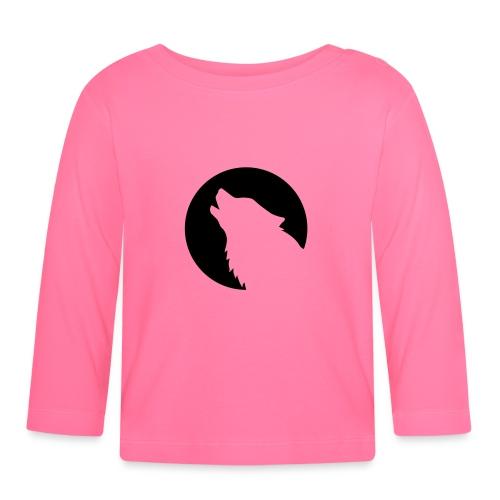 kids hoodie wildwolf109 - Baby Long Sleeve T-Shirt