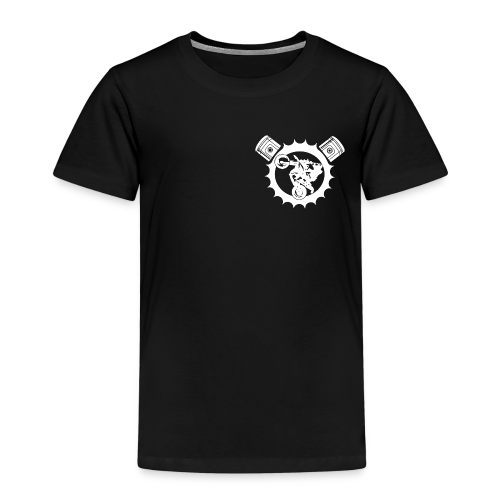 4 Stroke Retard Letzchen - Kinder Premium T-Shirt