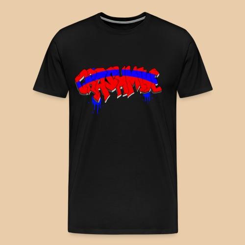 CrashMine.net   Farbiges T-Shirt - Männer Premium T-Shirt