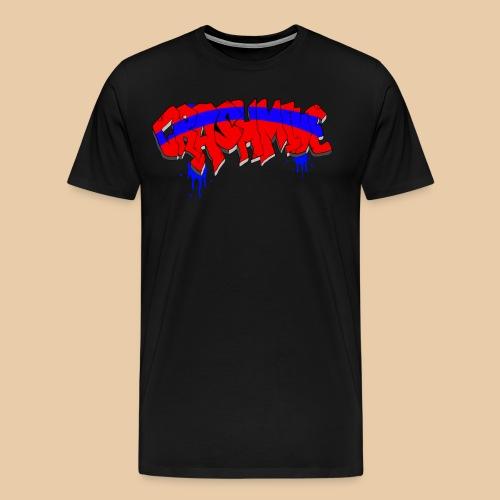 CrashMine.net | Farbiges T-Shirt - Männer Premium T-Shirt