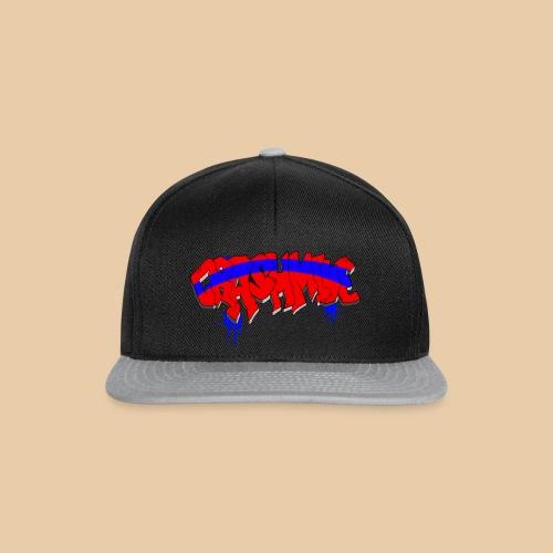 CrashMine.net | Farbiges T-Shirt - Snapback Cap