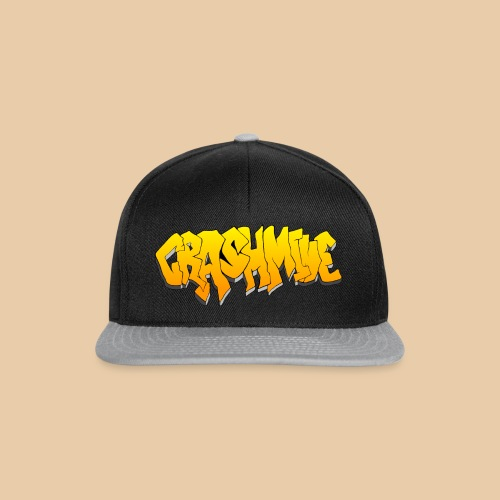 CrashMine.net | Golden Bag - Snapback Cap