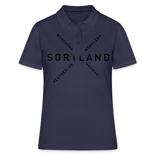 Sortland - Northern Norway - Women's Polo Shirt