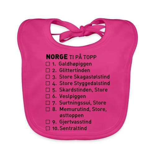 Norge ti på topp avkryssingsliste - Baby biosmekke