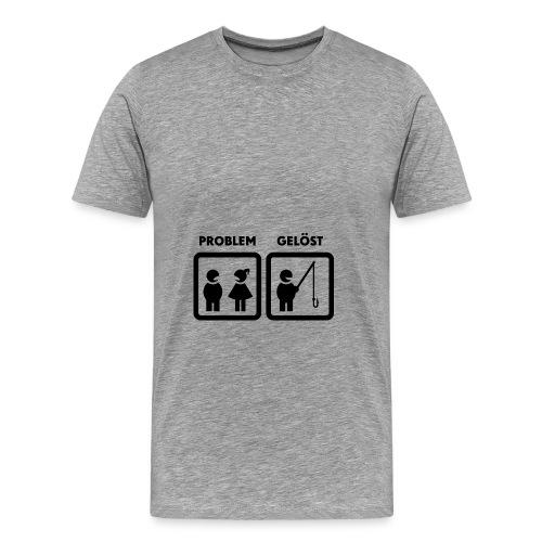 Problem? Gelöst! - Männer Premium T-Shirt
