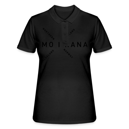 Mo i Rana - Northern Norway - Women's Polo Shirt
