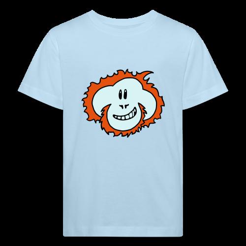 Happy Orangutan Baby Bodysuit - Kids' Organic T-shirt