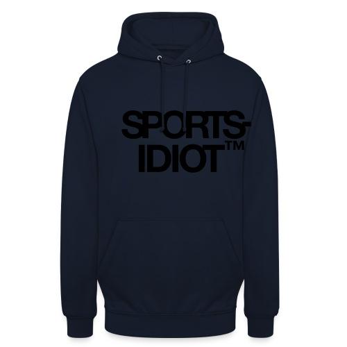 Sportsidiot™ - Unisex-hettegenser