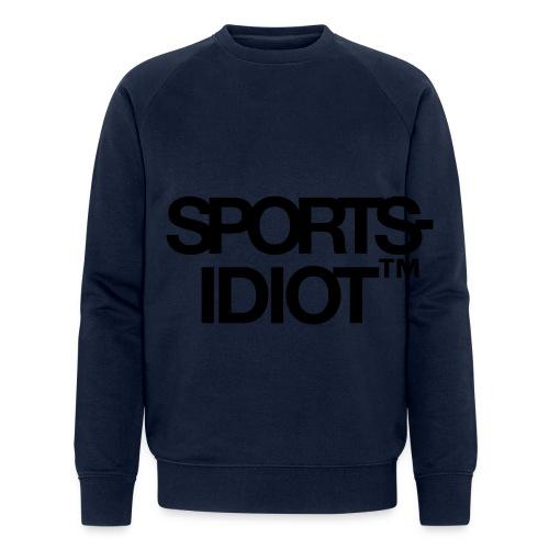 Sportsidiot™ - Økologisk sweatshirt for menn fra Stanley & Stella