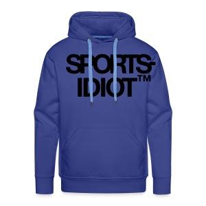 Sportsidiot™ - Premium hettegenser for menn