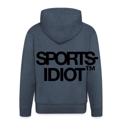 Sportsidiot™ - Premium Hettejakke for menn