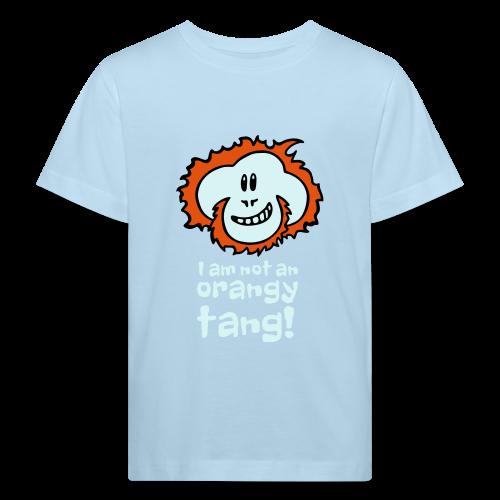 Orangy Tang Orangutan Baby Bodysuit - Kids' Organic T-shirt