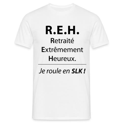 Retraité Extrêmement Heureux - T-shirt Homme