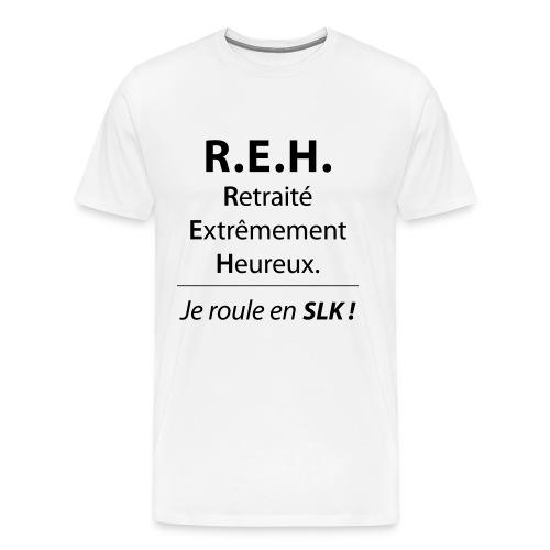 Retraité Extrêmement Heureux - T-shirt Premium Homme