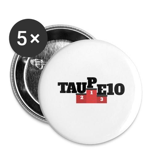 Peluche Taupe10 - Badge petit 25 mm