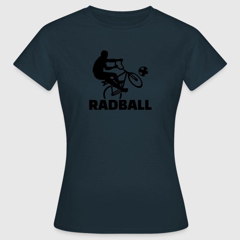 Radball T-Shirts - Frauen T-Shirt