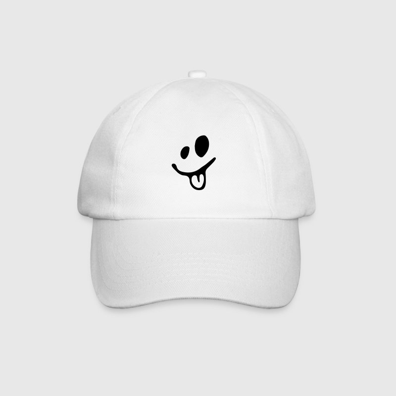 funny face Caps & Hats - Baseball Cap