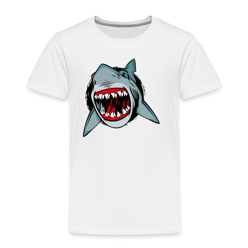 shark - T-shirt Premium Enfant