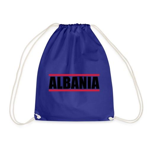 ALBANIA CAP - Turnbeutel