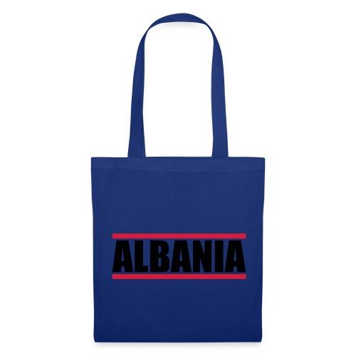 ALBANIA CAP - Stoffbeutel