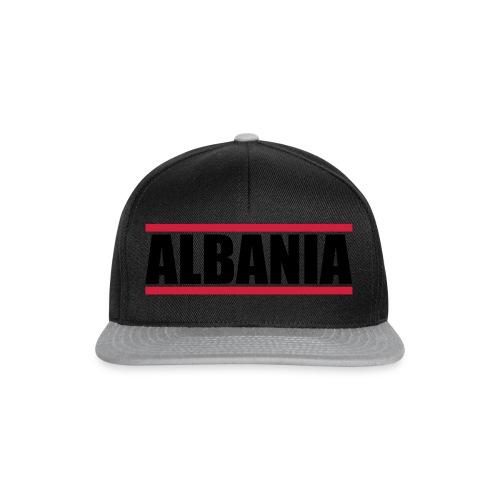 ALBANIA CAP - Snapback Cap