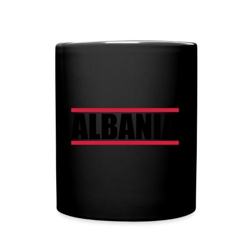 ALBANIA CAP - Tasse einfarbig
