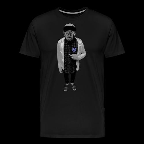 Old SCUniverse - T-shirt Premium Homme