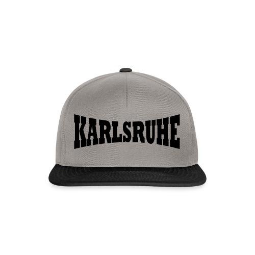 Tasche  Karlsruher braun - Snapback Cap