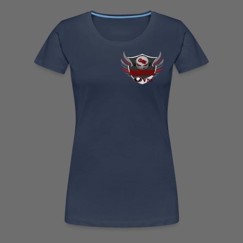 Tee-Shirt Blazon du Clan-Invaders - T-shirt Premium Femme