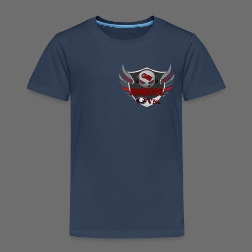 Tee-Shirt Blazon du Clan-Invaders - T-shirt Premium Enfant