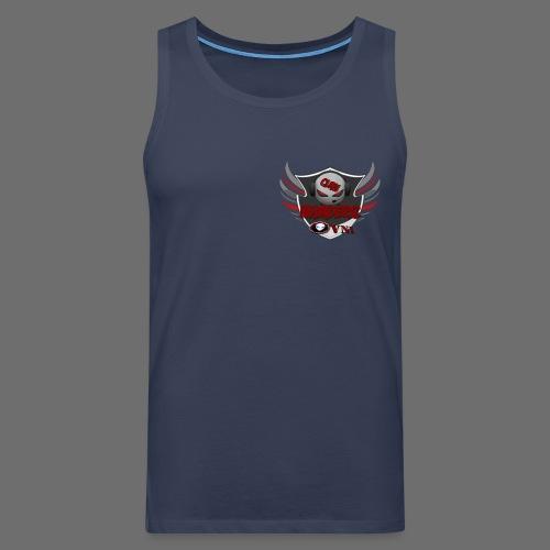 Tee-Shirt Blazon du Clan-Invaders - Débardeur Premium Homme