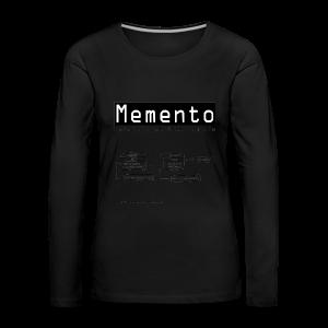 Memento (Women) - Women's Premium Longsleeve Shirt
