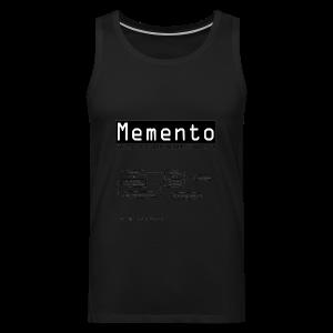 Memento (Women) - Men's Premium Tank Top