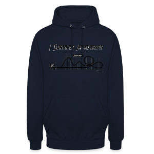 I Survived Javascript - Unisex Hoodie