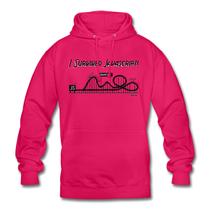 I Survived Javascript (Women) - Unisex Hoodie