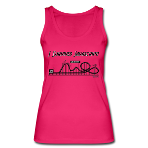 I Survived Javascript (Women) - Women's Organic Tank Top by Stanley & Stella