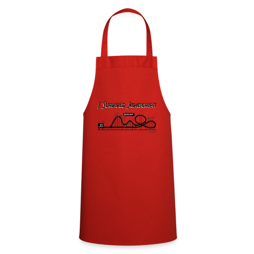 I Survived Javascript (Women) - Cooking Apron