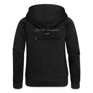 I Survived Javascript (Women) - Women's Premium Hooded Jacket